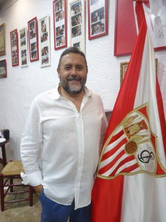 Juan Manuel Román, presidente en 1999-2001.