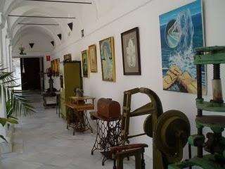 Exposición en el Museo de la Piel (Foto: Paco Solano)