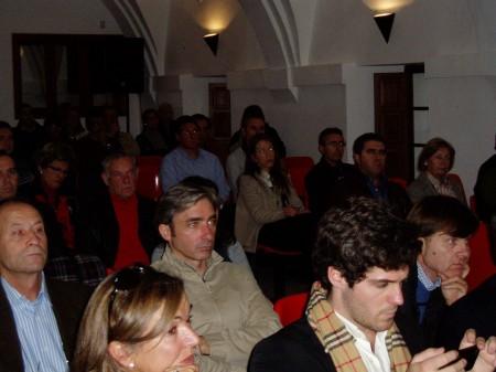 Asistentes a la jornada (Foto: Paco Solano).