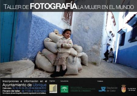 Taller de fotografía 'La mujer en el mundo'