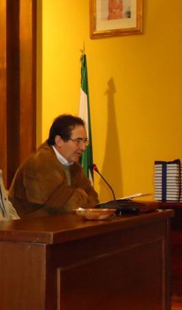 Vicente Romero, portavoz del jurado.