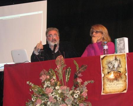 Luis Javier Guerrero y Josefina Herrera.