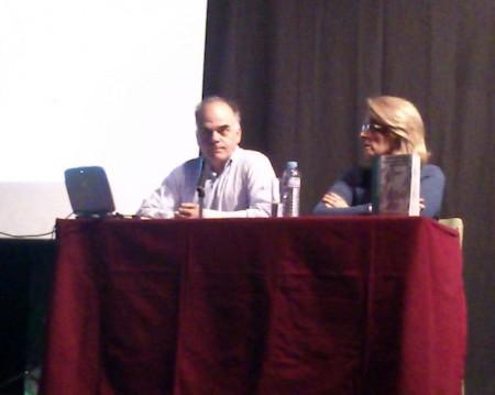 Fernando Sígler y Josefina Herrera.