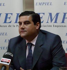José Pulido, presidente de Empiel.