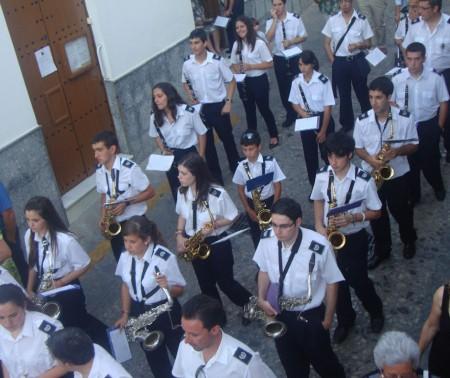 Banda Municipal de Música.