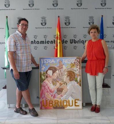 José Antonio Martel y Pepi Gloria Pérez.