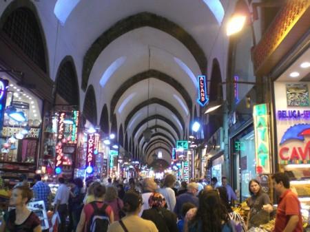 Mercado Egipcio.