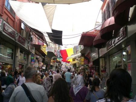Barrio de Eminönü.