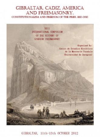 Cartel del Symposium de Gibraltar.