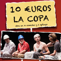 Cartel de la obra teatral.