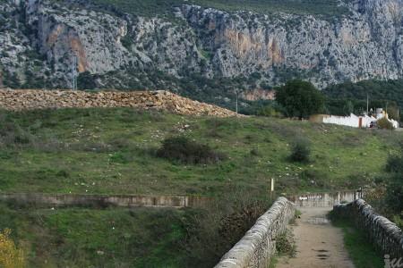 El puente del Realejo y su entorno.