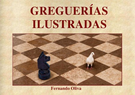 Greguerias ilustradas de Fernando Oliva.