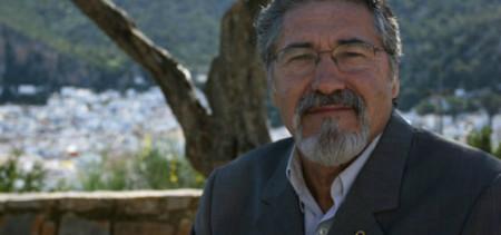 El portavoz de IU, José García Solano.