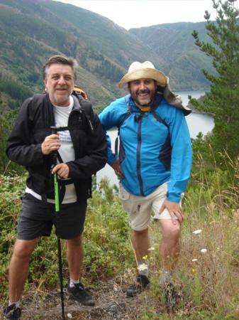 Antonio Morales Benítez y Juan Manuel Román García.