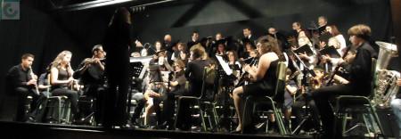 Audición de la Escuela Municipal de Música celebrada en junio de 2013.