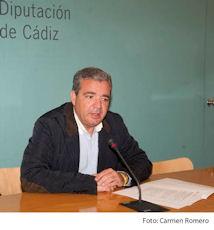 El diputado provincial de Deportes, Juan José Marmolejo.