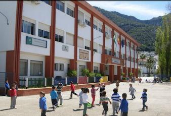 Colegio público Fernando Gavilán.