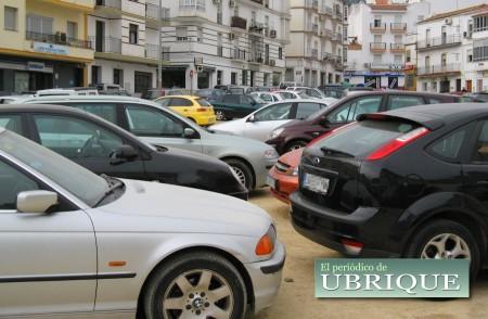 En Ubrique se ha registrado un descenso del número de nuevas matriculaciones en el último año.