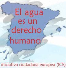Iniciativa ciudadana europea.