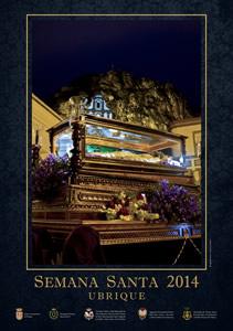 Cartel de la Semana Santa de 2014.