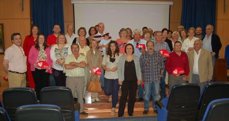 Participantes en la jornada informativa.