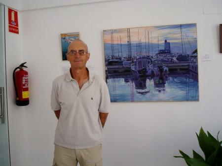 Miguel López Salas (Foto: Paco Solano).