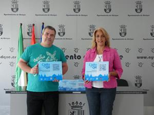 José Luis Aránegas y Josefina Herrera.