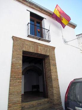 Casa de la Memoria en Jimena.