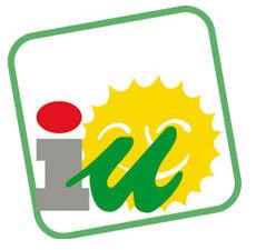 Logo de Izqueirda Unida.