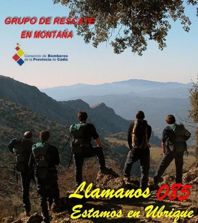 085 Grupo de Rescate de Montaña