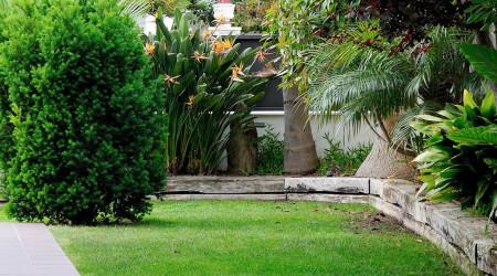 Un ejemplo de jardín de interiorismo (Foto: © Lamarta Interiorismo / homify.es)