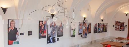 Exposición en el Convento.