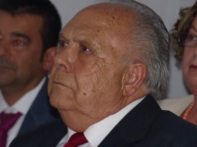Serafín Carrasco Maza, distinguido por su trayectoria como empresario (Foto: Paco Solano).