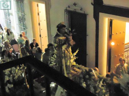 Procesión de San Antonio de Padua.