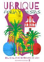 Cartel de Feria de 2014.
