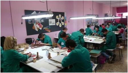 Escuela de Artesanos.