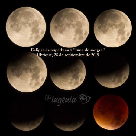 Superluna, según Fotoingenia.