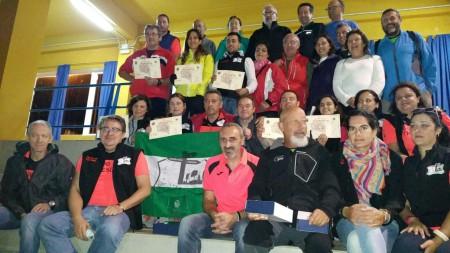Integrantes del Club 3 Caminos.