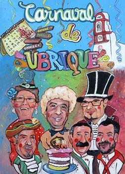 Cartel del Carnaval de 2016.
