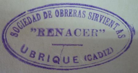 Fuente: Archivo Municipal de Ubrique.