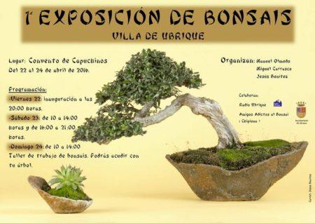 Cartel de la exposición.