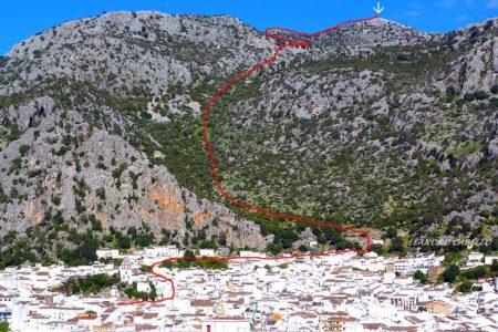 Recorrido hasta el Pico del Gamòn (Foto: Leandro Cabello Izquierdo).