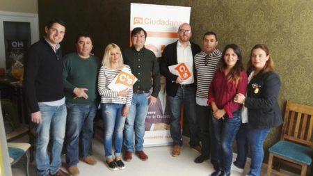 Grupo local de Ciudadanos de Ubrique.