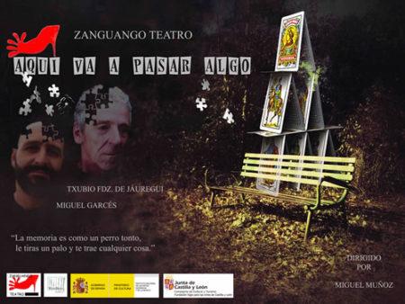 'Aquí va a pasar algo', a escena el 25 de noviembre en el IES Maestro Francisco Fatou