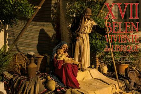 ElXVII Belén Viviente, el sábado 9 de diciembre en el casco antiguo