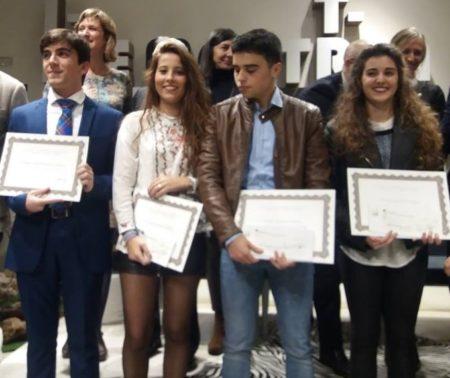 Entregados los galardones de la I edición del Premio Académico 'Familias Valle y De Piña'