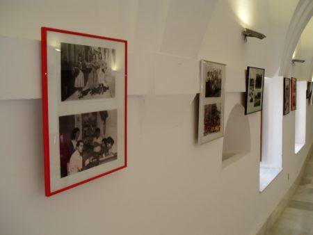 Exposición de fotografías sobre los fondos propios del Museo de la Piel en el Convento