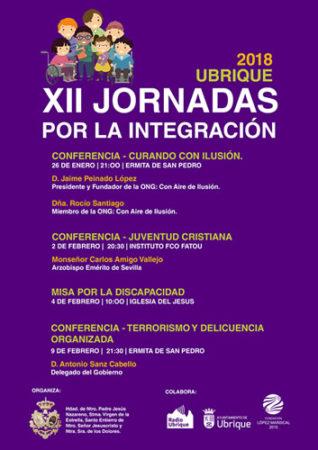 XII Jornadas por la Integración organizadas por la Hermandad del Nazareno, del 26 de enero al 9 de febrero