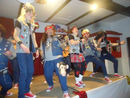 Los Rockeros Empotraos.