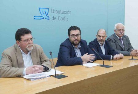 Presentada laXXIII Subida Ubrique-Benaocaz, prueba del Campeonato de Automovilismo de España y Andalucía de Montaña